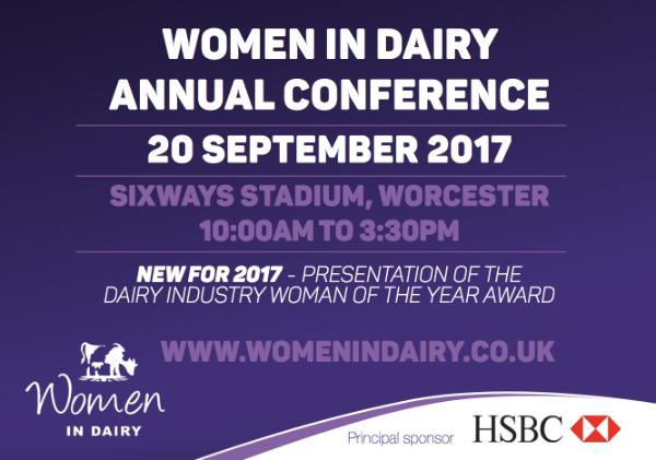 women in dairy industry award