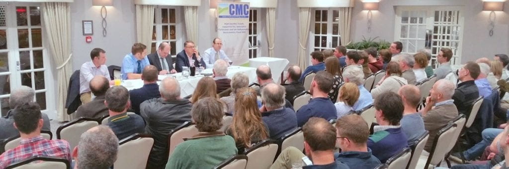 CMC question time